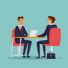 Job interview statistics