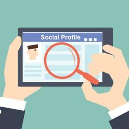 Social media recruitment statistics